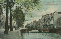PBK-2008-429 Hoffmansbrug over de Schiedamsesingel.