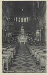 PBK-2083 De kapel van het Allerheiligste Sacrament in het retraitehuis Thabor aan de Eendrachtsstraat.