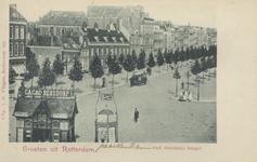 PBK-2243 Goudsesingel, bij de kruising met Jonker Fransstraat en de Heerenstraat.