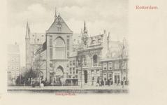 PBK-2273 Gezicht op de rooms-katholieke Kerk van de Heilige Antonius van Padua, ook wel genoemd de Bosjeskerk aan het ...