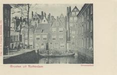 PBK-2374 Groenendaal, vanaf de Nieuwehaven, uit het zuiden.