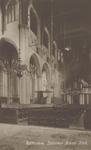 PBK-2445 Het interieur van de Grote Kerk, naar het orgel toe.
