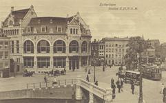 PBK-277 De eerste geëlektrificeerde spoorlijn in ons land was de lijn van Rotterdam-Hofplein naar Scheveningen. Op 1 ...