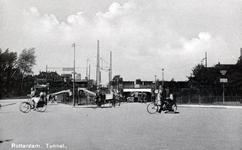 PBK-356 De Statentunnel bij de Beukelsdijk, uit het zuiden gezien.