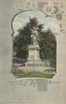 PBK-4403 Het standbeeld van de in Delfshaven geboren vlootvoogd Piet Hein aan het Piet Heynsplein.