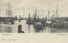 PBK-471 Schepen in de Binnenhaven