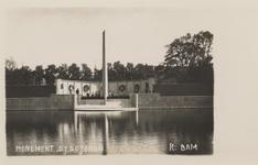 PBK-4735 Het monument van G.J. de Jongh in het Museumpark, vanuit het noorden.