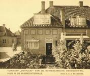 PBK-4741 Een huis in de Mijdrechtstraat in het Tuindorp Heijplaat.