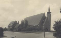 PBK-4766 Sint-Albertus Magnuskerk aan de Nicolaas Ruyschstraat.