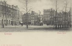 PBK-4882 Monument Maagd van Holland, opgericht ter herinnering van de feestviering op 1april 1872 en onthuld op 22 ...