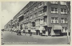PBK-4931 Noorderhavenkade met rechts de Kerdijkstraat.