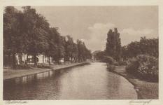 PBK-4962 Noordsingel, links op de hoek bij het café is de Jacob Catsstraat.