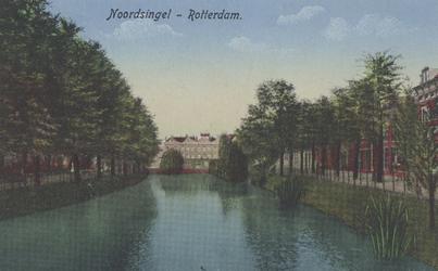 PBK-4973 Noordsingel, vanuit het westen.