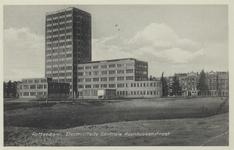 PBK-5931 Overzicht van het GEB-gebouw aan de Rochussenstraat.