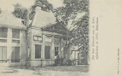 PBK-5973 Café Rubroek aan de Crooswijkseweg nummer 6.