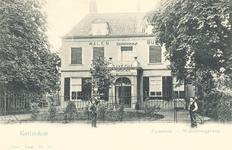PBK-7064 Het zusterhuis van het Rotterdamsch Sanatorium 'Oud-Walenburg' aan de noordzijde van de Walenburgerweg, nabij ...