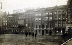 PBK-741 Gezicht op de Zuidblaak met de gebouwen van het dagblad Rotterdamsch Nieuwblad.