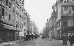 PBK-7983 Kipstraat met rechts de Raadhuisstraat.