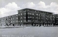 PBK-8184 Statenweg hoek Van der Meydenstraat in Blijdorp.