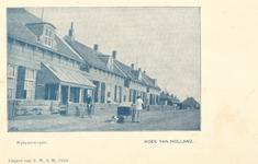 PBK-8310 Gezicht op rijkswoningen aan de Koning Willem III-weg te Hoek van Holland