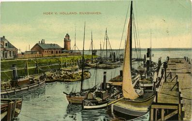 PBK-8314 De Berghaven in Hoek van Holland.