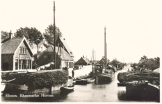 PBK-8690 Rhoon. Rhoonsche Haven.