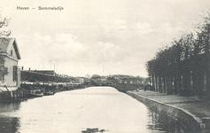 PBK-8719 Haven te Sommelsdijk.
