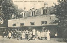 PBK-8726 Rotterdamsche Gezondheidskolonie Ulvenhout.
