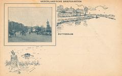PBK-8849 Nederlansche Briefkaarten. Rotterdam.
