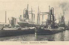 PBK-8926 Rotterdam. Graanelevators, Maashaven.