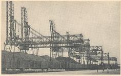 PBK-8939 Rotterdam. Laadbruggen op Katendrecht.