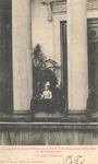 PBK-8985 Bezoek van H.M. Koningin Wilhelmina en Z.K.H. Prins Hendrik aan Rotterdam, op het Stadhuis.