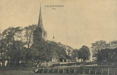 PBK-9643 De Hillegondakerk aan de Kerkstraat in Hillegersberg.