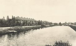 PBK-9715 De Burgemeester F.H. van Kempensingel te Hillegersberg, tot 1941 Bergsingel, vanuit het zuidwesten.