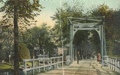 PBK-9795 Gezicht op de Tivolibrug aan de Straatweg, plaats Tivoli.