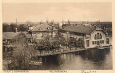PBK-9873 Overzicht van Plaats Lommerrijk (v/h Vrouw Romein) aan de Straatweg, westzijde