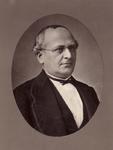 M-1149 Portret van mr. Nicolaas Jan Agatho Christiaan Arinus Hoffman, wethouder.