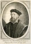 M-1204 Portret van Gerardus van Hoogeveen, pensionaris en curator van de Leidsche Universiteit.