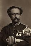 M-1414 Portret van Johan Jacob Korndörffer, van 1879 tot 1881 luitenant-kolonel bij het korps mariniers te Rotterdam.