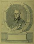 M-2271 Portret van Jan Scharp, Nederlands Hervormd predikant.