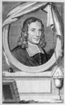 M-236 Portret van Gerardus Brandt, predikant bij de Remonstrantse Broederschap. Schrijver en dichter.