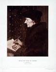 M-514 Portret van Desiderius Erasmus, humanist.