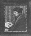 M-515 Portret van Desiderius Erasmus, humanist.