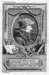 M-526 Portret van Desiderius Erasmus, humanist.