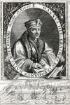 M-533 Portret van Desiderius Erasmus, humanist.