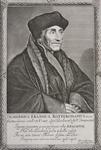 M-561 Portret van Desiderius Erasmus, humanist.