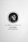 M-625 Portret van Desiderius Erasmus, humanist.