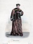 M-665 Portret van Desiderius Erasmus, humanist.