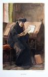 M-666 Portret van Desiderius Erasmus, humanist.