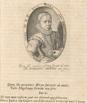 M-838 Portret van mr. Hugo de Groot, staatsman en rechtsgeleerde. Pensionaris van 1613 - 1618.